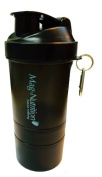 Mag-Nutrition Smart Protein Shaker 400ml 3in1