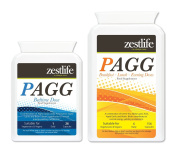 PAGG STACK by Zestlife Three Month Supply- Pagg Stack as featured in Tim Ferris 4 hour body workout book. Zestlife's PAGG NEW FORMULA!!