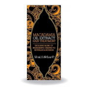 Macadamia Natural Oil Extract Hair Treatment Oil 50ml - Exclusive Ingredients