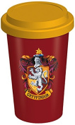 Harry Potter Gryffindor Crest Ceramic Travel Mug