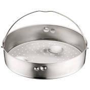 WMF 20 cm Stainless Steel Perforated Pressure Cooker Insert