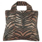 Envirosax Savanna Roll Up Eco Folding Shopping Bag 3 (Tiger) SA.B3
