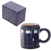 Doctor Who Tardis Coffee Tea Mug