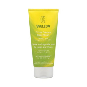 Weleda Creamy Body Wash Citrus - 210ml - Weleda