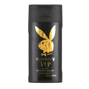 Playboy VIP For Him Shower Gel & Shampoo 250 ml / 8.4 fl oz