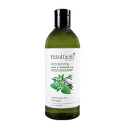 Bio Creative Lab Petal Fresh Bath and Shower Gel, Rosemary and Mint, 470ml