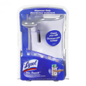 Lysol No-Touch Automatic Hand Soap Dispenser, 3 Count