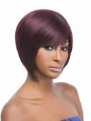 MEGA CHOCOLATE (1B) - Hair Topic Synthetic Full Wig