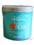 L'oreal Hair Spa Repairing Creambath Treatment 500 ml very damage hair