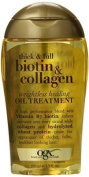 OGX Weightless Healing Oil Treatment, Thick and Full Biotin and Collagen, 100ml