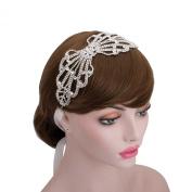 Wedding Rhinestone Bridal Headband Bridesmaid Wedding Hair Accessories