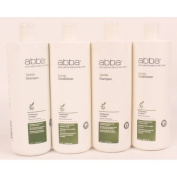 Abba - Gentle shampoo And Conditioner Litre Duo