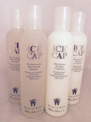 Ice Cap Shampoo and Conditioner by Graham Webb 250ml each - 2 Sets