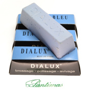 """Jewellers Tool, 3psc.polishing Compound for All Types of Metal """"Dialux"""""""