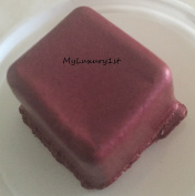 Colour 1.8-4.1kg of Melt and Pour Soap Mp Base with This Red Glitter Shimmer Sparkle Sample Dye Block Melted Soaping Bar