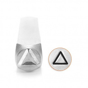 ImpressArt- 6mm, Triangle Metal Stamp