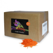 Holi Colour Powder Orange 11kg Box-includes a free gift, a refillable colour ball