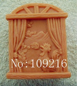 Creativemoldstore 1pcs Cock's Crow(ZX536) Craft Art Silicone Soap Mould Craft Moulds DIY Handmade Soap Mould