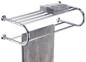 Organise It All Shelf with Towel Rack