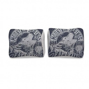 Love Sports Wolf High Quality Memory Foam Pillow For Neck, Car Pillow One Pair