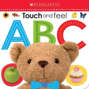 Touch and Feel ABC [Board book]