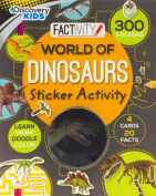 Discovery Kids World of Dinosaurs Sticker Activity