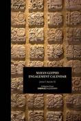 Mayan Glyphs Engagement Calendar