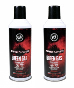 Green Gas x2 DUAL PACK