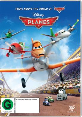 PLANES [DVD_Movies]