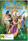 TANGLED (2010) [DVD_Movies] [Region 4]