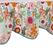 Cotton Tale Designs Crib Skirt, Lizzie Dust Ruffle
