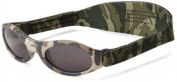 Adventure BanZ Baby Sunglasses, Little Hunter Camo, Infants 0-2 Years Colour