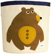 3 Sprouts Storage Bin(bear)