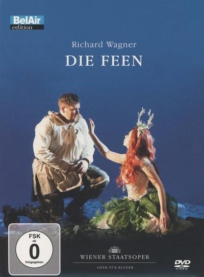 Die Feen: Wiener Staatsoper (Kelly) [Regions 1,2,3,4,5,6] - DVD - New