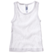 New Bella Canvas Baby Infant Cotton 2x1 Rib Tank Top Vest
