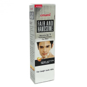 Emami Fair And Handsome Fairness Deep Action Peptide Cream Tough Male Skin 15g