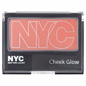 NYC Cheek Glow Blush - Nolita Pink