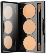 High Definition Brows Conceal and Correct Palette, Medium/Dark