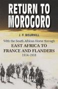 Return to Morogoro