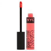 NYC Smooch Proof Liquid Lip Stain, Faithful Coral