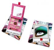 Lipsy London Make Me Gorgeous Neutral Shades & Tones Makeup & Mirror Set