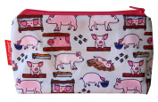 Selina-Jayne Pigs Limited Edition Designer Cosmetic Bag
