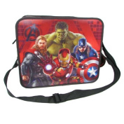 Marvel Age of Ultron Group Lenticular Messenger Bag