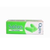 Quies Solos Foam Earplugs (1 pair) Pack Of 12