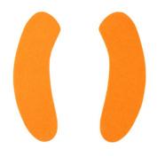 Soft Comfortable Washable Bathroom Toilet Seat Cover Mat Lid Closestool Cloth Orange