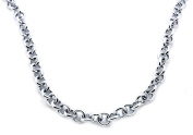 Orphelia Women's Necklace 925 Sterling Silver Rhodium Plated ZK - 2715