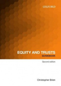 Equity and Trust Guidebook