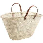 Handwoven Shopping Basket Palm Beach Bag Beach Bag