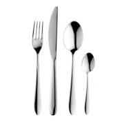 Guy Degrenne Cassiopee Table spoon inox 18/0 2.5mm mirror finishing - Sold by 6