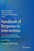Handbook of Response to Intervention